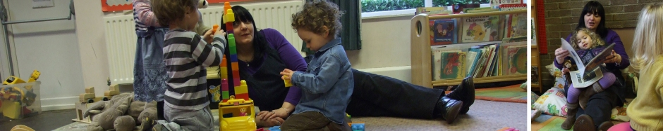 Olive Shapley playgroup Didsbury Manchester