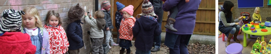 olive Shapley Playgroup Didsbury